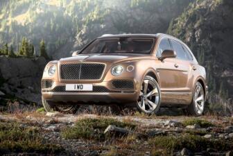 Imágenes del Bentley Bentayga 2017