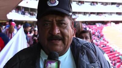 Destápate: Fanáticos de las Chivas de Guadalajara sacan su coraje