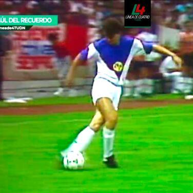 El golazo de Toninho dos Santos a pase de rabona de Edú en su voz
