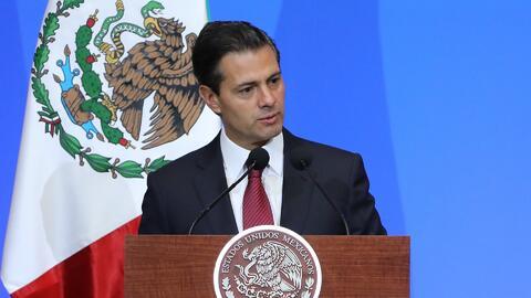 """""""Era yo quien tenía que dar explicación de esa propiedad"""": Enrique Peña Nieto sobre la 'casa blanca'"""