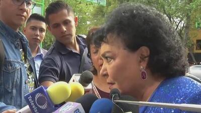 Carmen Salinas asegura que teme por su vida tras ser amenazada por Enrique Guzmán