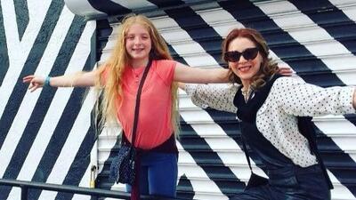 Así celebró Edith González el cumpleaños número 13 años de su hija