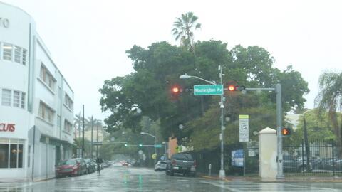 Ventana al Tiempo: Miami se prepara para un viernes de lluvias y tormentas
