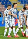 Los goles de Christian Eriksen y Achraf Hakimi son los encargados de anotar en la victroia 0-2 sobre el Crotone.