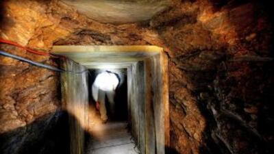 Nuevo 'narco túnel' en la frontera entre México y EU