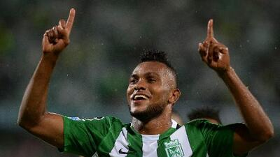 ¿Miguel Borja con un pie en la Liga MX?