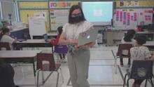 Esta latina luchó para poder ser maestra y ahora es una de las mejores del Distrito Escolar de Houston