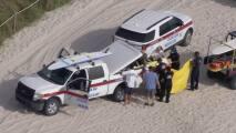 Encuentran el cuerpo del hombre que buscaban en la playa de Miami Beach