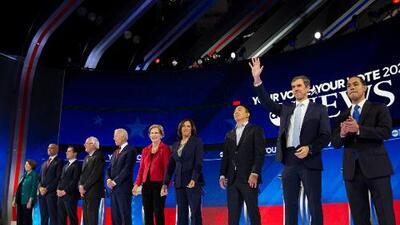 EUA: Tercer debate demócrata no deja favorito claro