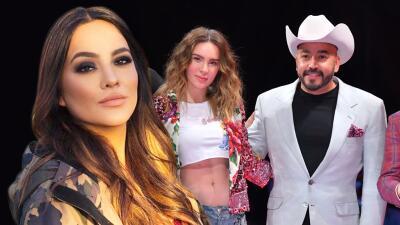 Muy molesta, Mayeli Alonso responde a quienes la comparan con Belinda y le mencionan a Lupillo Rivera