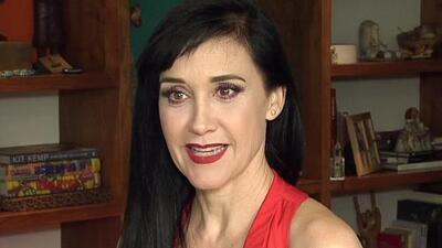 Que digan lo que quieran: Susana Zabaleta está feliz con su galán 18 años más joven que ella