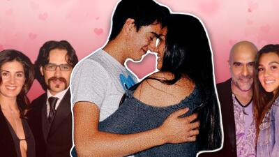 Ya son familia: el hijo de Mayrín Villanueva y Jorge Poza está enamorado de la primogénita de Héctor Suárez Gomís