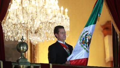 Enrique Peña Nieto es blanco de burlas en redes sociales luego de su último Grito de Independencia como presidente