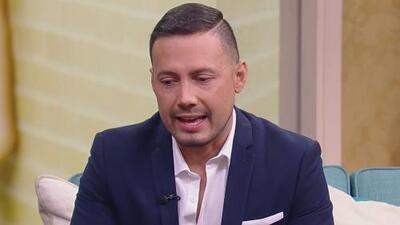 Reportero Luis Sandoval toca fibras con estas palabras al confesar que es gay