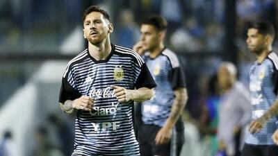 La embajada de Israel canceló el amistoso ante Argentina