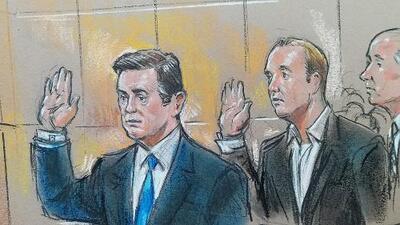 Manafort y Gates se declaran no culpables de cargos por la investigación de Rusiagate