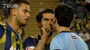 Diego Reyes provoca el empate del Fenerbahce