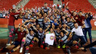 Granada vuelve a ser equipo de Primera División