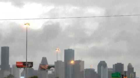 Pronostican una probabilidad de lluvia del 30% para este martes en Houston