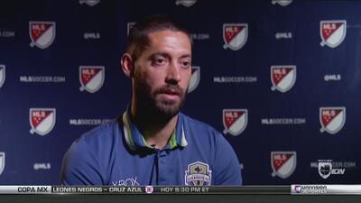 "Clint Dempsey: ""Extraño jugar en la liga inglesa"""