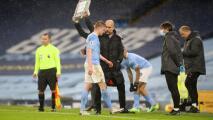 De Bruyne se lesiona y se perderá la Champions League con el City