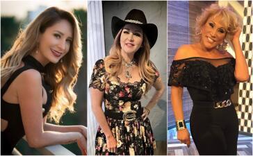 Alicia Villarreal, Geraldine Bazán y Laura León celebran a las mamás en 'Intimamente Compartiendo Entre Amigas'