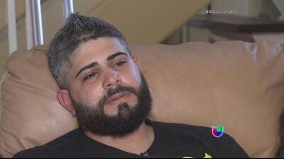 Ayudó a una mujer abusada y terminó perdiendo una pierna