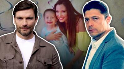 Julián Gil no está solo: el ex de Martha Julia también detesta la 'cárcel' donde ve a su hija