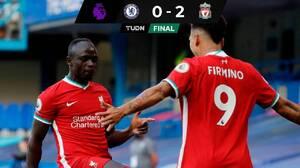 Con el debut de Thiago Alcántara, el Liverpool venció al Chelsea