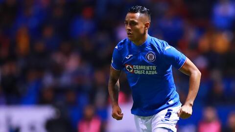 Yoshimar Yotún piensa que Cruz Azul ha asumido bien la lesión de varios de sus jugadores