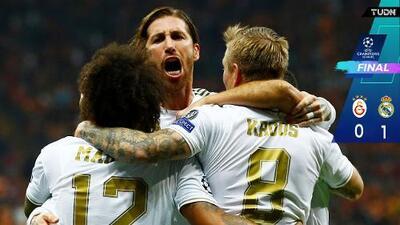 Toni Kroos le da tres puntos de oro al Real Madrid