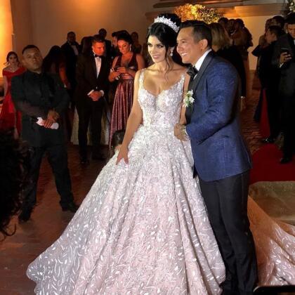 Lo Que Dejó La Boda De Edwin Luna Y Kimberly Flores Amor