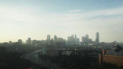 Las condiciones cálidas continuarán predominando durante este martes en Dallas
