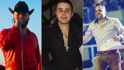 EN FOTOS: 7 asesinatos en tan solo 7 meses, el regional mexicano se viste de luto