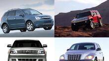 Estas son las 10 marcas de autos con mayores posibilidades de no encender