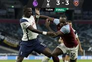 Debuta Gareth Bale en empate del Tottenham ante el West Ham