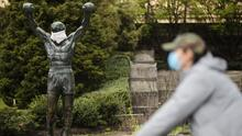 Filadelfia no reportó muertes atribuidas al coronavirus este jueves