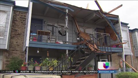Tornado azota suroeste de Houston