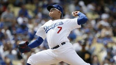 Julio Urías es reactivado por los Dodgers tras caso de violencia doméstica