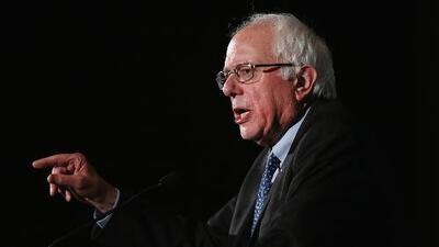 Jorge Ramos entrevista a Bernie Sanders en Al Punto