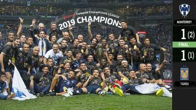 ¡Rayaron la Concacaf! Monterrey consumó la venganza sobre Tigres a nivel internacional