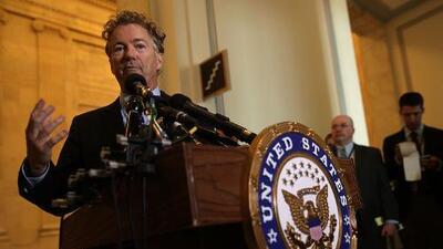 """Un agresión """"trivial"""" que es una """"seria investigación criminal"""": lo que se sabe del ataque a Rand Paul"""