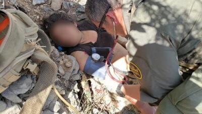 Al borde de la muerte: los peligros de una frontera donde no se dan abasto para las emergencias médicas