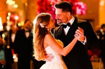 Sofía Vergara y Joe Manganiello celebran su primer aniversario