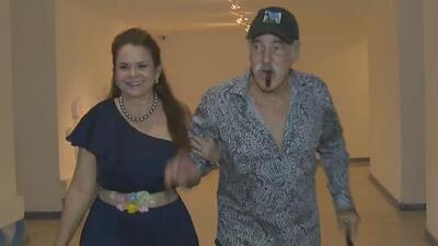 Y al final, el amor triunfó: Andrés García ya no se divorciará de Margarita Portillo