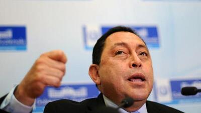 """EEUU acusa a exministro del Interior de Guatemala de """"escoltar"""" cargamentos de cocaína de Los Zetas"""