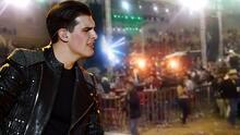 Adriel Favela huyó de la balacera en su concierto con Luis Coronel y Javier Rosas en México