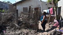 Ayuda de impacto: Familias hondureñas siguen sin hogar tras el paso de los huracanes Eta y Iota