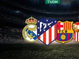 La pelea por LaLiga queda de dos: Atlético y Real Madrid