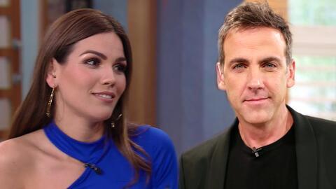 Karina Banda revela que es celosa y ya sabe lo que hará cuando Carlos Ponce actúe en escenas con besos